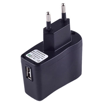 Adapter nabijačka 230v/usb pre gsm mp3 mp4 gps