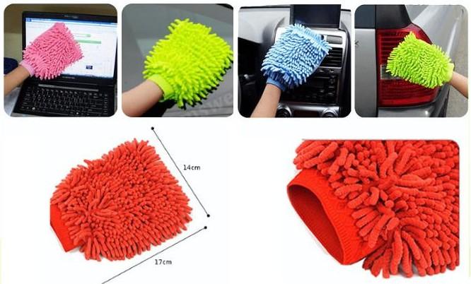 Výsledok vyhľadávania obrázkov pre dopyt čistíci rukavice z mikrovlákna