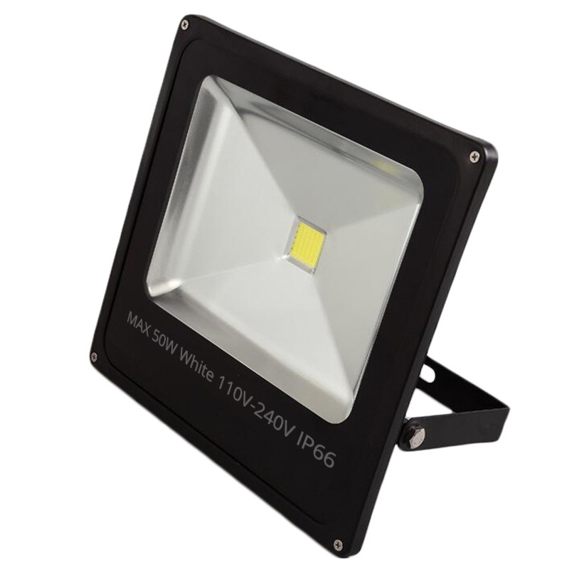50W LED COB halogen lampa reflektor led SLIM