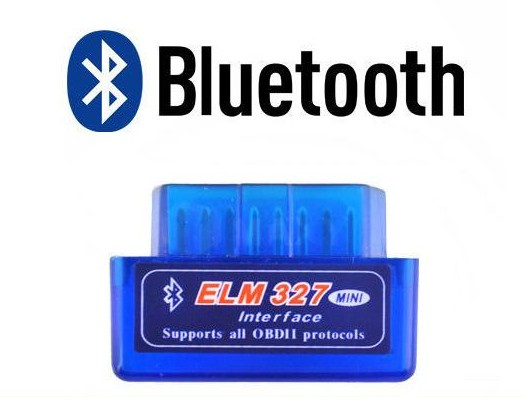 Elm 327 diagnostický adaptér bluetooth mini obd ii kb3e